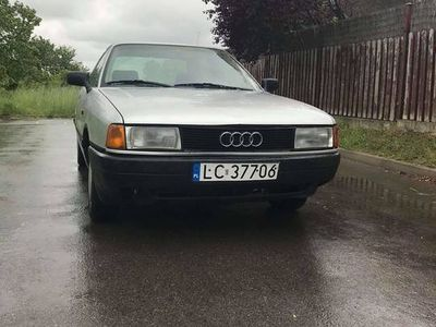 używany Audi 80 1.9d