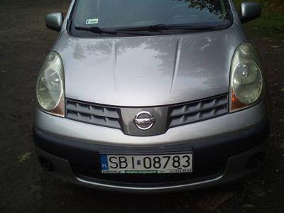 używany Nissan Note 2007 1,4