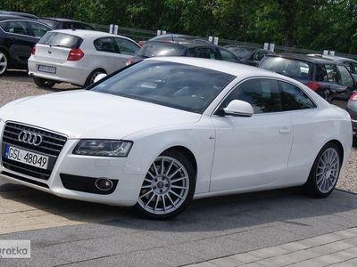 używany Audi A5 I (8T) 2.7TDI 190KM S LINE Xenon Skóra Navi Zarejestrowany Gwarancja