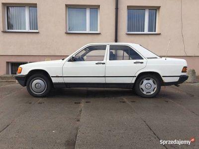 używany Mercedes 190 D W201 w124 Diesel- super klasyk w oryginale