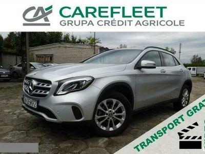 używany Mercedes GLA200 1.6dm 156KM 2019r. 24 238km