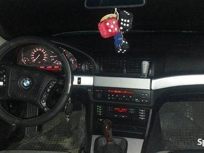 używany BMW 520 e39 i lpg