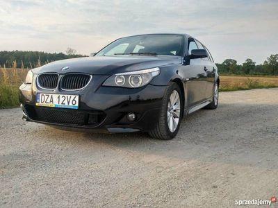 używany BMW 535 D E61 272hp