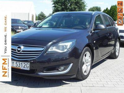 używany Opel Insignia 2.0 DTH (163 KM) EDITION Salon RP Gwarancja Faktura VAT A (2008-2017)
