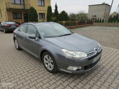 used Citroën C5 2.7 Exclusive 2.7 V6 HDI Skóra Szyberdach Parktronic Klimatronic