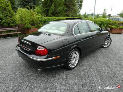 używany Jaguar S-Type 4,2B Navi Automat Xenon Szyberdach Alu Serwis