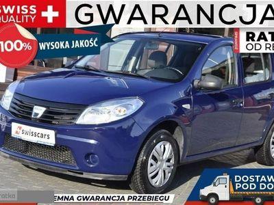 używany Dacia Sandero I 1.4 benzyna Gwarancja w Cenie Pewne Auto Wart Zainteresowania