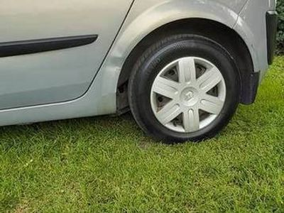 używany Renault Scénic II 1.6 benzyna +Lpg