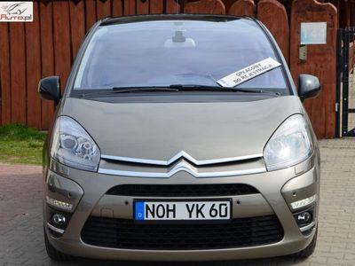 używany Citroën C4 Picasso 1.6dm3 156KM 2011r. 73 000km 1.6T, Max Opcja, Jedyny Taki, Przebieg Tylko 73tyś, 2010r Lift