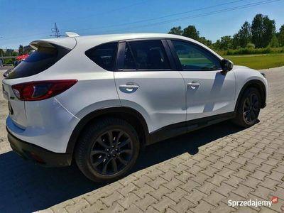 używany Mazda CX-5 Piękna Biała Perła