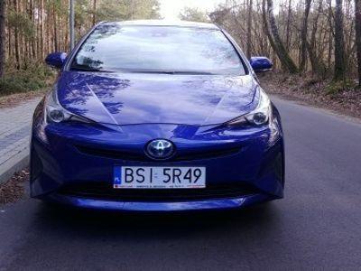używany Toyota Prius IV 2017 rok