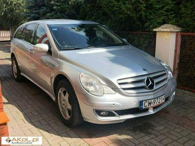 używany Mercedes R320 3dm 224KM 2006r. 296 000km