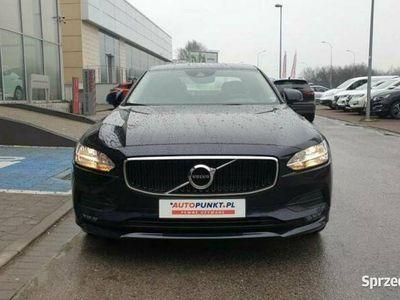 używany Volvo S90 2.0 D3 150KM Bogata Wersja 1wł/Serwis/Gwar./Fv23%