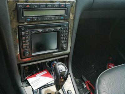 używany Mercedes E320 W210kombi zamiana