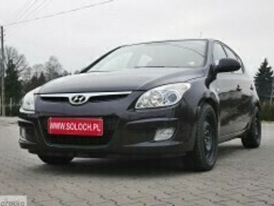 używany Hyundai i30 1.6dm 115KM 2007r. 121 000km