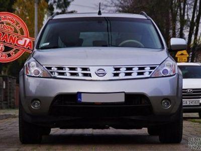 używany Nissan Murano 3.5 V6 Automat Skóra - ZADBANY -Zamiana Raty Gwarancja