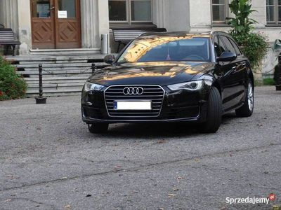 używany Audi A6 C7 lift ultra ambiente, hak EURO 6
