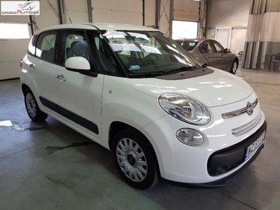 gebraucht Fiat 500L Inny 1.4dm3 95KM 2017r. 11 383km1.4 16V Pop Star