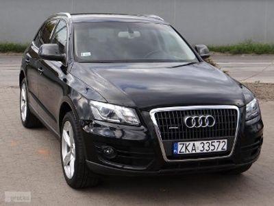 używany Audi Q5 I (8R) Quatrro-Skóra-Navi-Alu 20-Gwarancja Rok