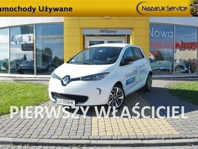 used Renault Zoe INTENS Q90 Z.E. 40 AUT DEMO f.VAT gwarancja napęd elektryczny