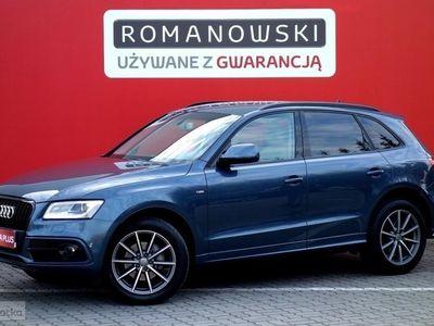 używany Audi Q5 I (8R) SALON POLSKA: S-line Quattro S tronic z gwarancją 12m-cy, Radom