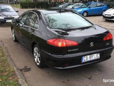 używany Peugeot 607 2.2HDi 2003r MOŻLIWOŚĆ ZAMIANY