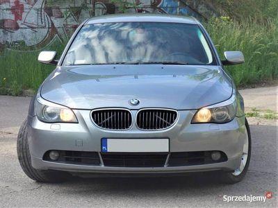 używany BMW 530 xD xDrive 4x4 E61 automat jasne skóry
