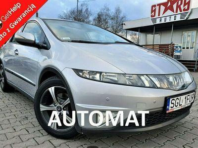 używany Honda Civic 1.8 140 Ps Gaz Sekwencyjny Salon Polska 139 tys Przebieg VIII (2006-2011)