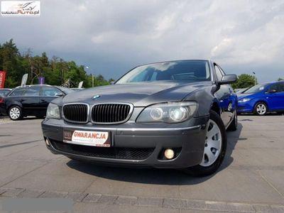 używany BMW 730 3dm 231KM 2007r. 243 000km
