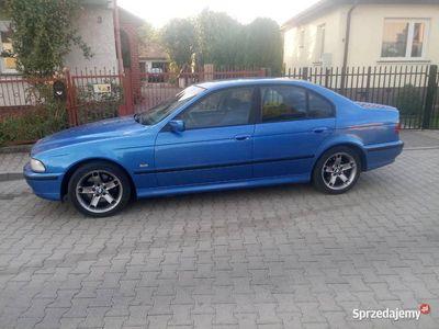 używany BMW 540