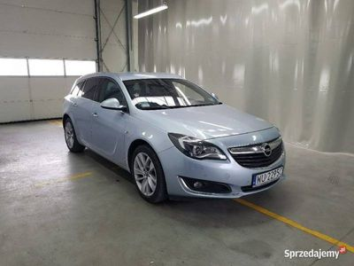 używany Opel Insignia 2dm 250KM 2015r. 135 026km
