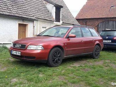 używany Audi A4 1.8 quattro