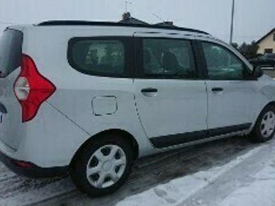 używany Dacia Lodgy 1.2 7-osobowy Navigacja