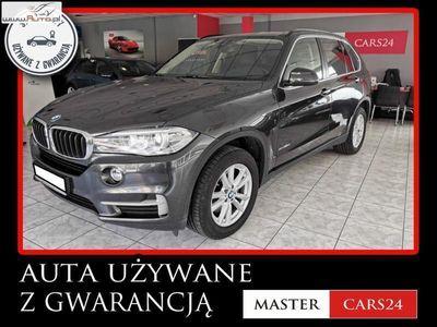 used BMW X5 2dm3 231KM 2015r. 128 960km Salon PL VAT 23% Gwarancja Ksenon Skora Navi El Fotele Pamiec Kamery