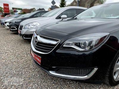 używany Opel Insignia Country Tourer I Bezwypadkowy Serwisowany w ASO ,I Właściciel