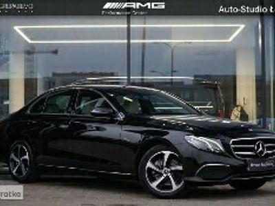 używany Mercedes E220 Klasa E220 d Avantgarde Burmester Led KameraCofania