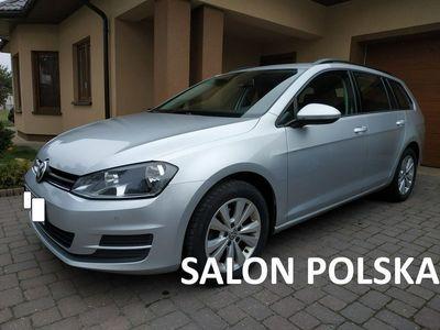 używany VW Golf Golf 1.6dm3 105KM 2015r. 185 000km VWVARIANT 1.6 TDI CR Salon PL Comfortline 10.2015