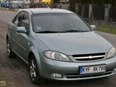 używany Chevrolet Lacetti 1.6 SE / Star