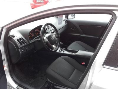 używany Toyota Avensis 2,0 CVT SOL PLUS Benzyna, 2009 r.