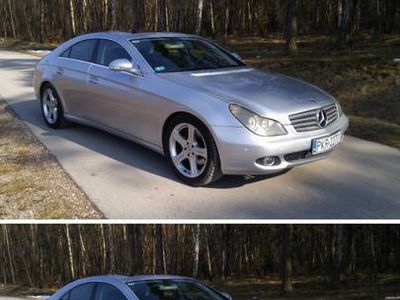 używany Mercedes CLS350 zamiana ZOBACZ !!!