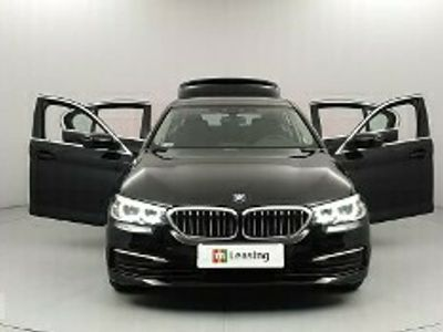 używany BMW 518 SERIA 5 VII (F90)2.0 D ! 150 KM ! Automat ! Lepsze uzywane ! Samochody poleasingo