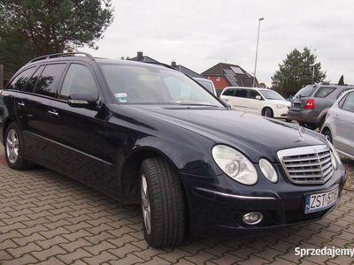 używany Mercedes E320 7-osobowy z pełną historią serwisową !!!