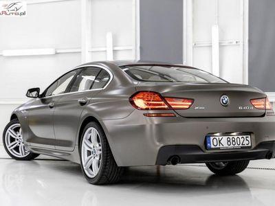 używany BMW 640 Inny 3dm3 313KM 2014r. 32 000km xd. Salon PL. 1 właściciel. INDIVIDUAL. Stan salonowy.