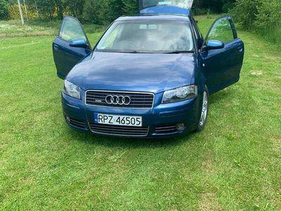 używany Audi A3 8p Anglik