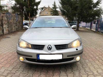 used Renault Laguna II Laguna 2dm3 170KM 2005r. 215 000km Polecam !z Silnikiem Benzynowym, pierwsza rej. 2007 r