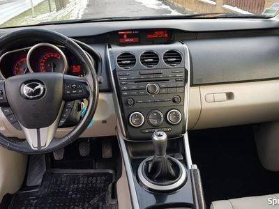 używany Mazda CX-7 DIESEL JASNE SKÓRY