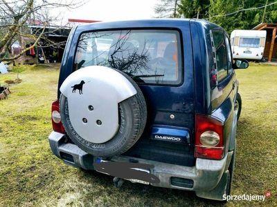używany Chevrolet Korando