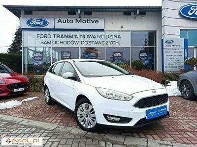 używany Ford Focus 1.6dm 125KM 2017r. 88 399km