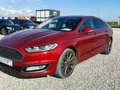 używany Ford Mondeo 2dm 180KM 2018r. 77 622km
