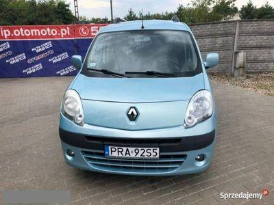 używany Renault Kangoo 1.5dm 90KM 2011r. 140 000km